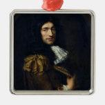 Portrait of a Man 2 Christmas Ornament