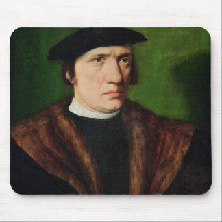 Portrait of a Man 2 Mouse Pad