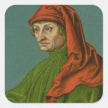 Portrait of a Man 2 Stickers