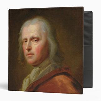 Portrait of a Man 3 Vinyl Binder