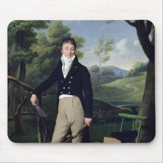 Portrait of a Man 3 Mouse Pad
