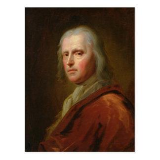 Portrait of a Man 3 Postcard