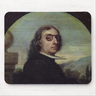 Portrait of a Man 4 Mouse Pad