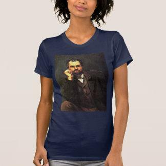 Portrait Of A Man By Paul Cézanne (Best Quality) T Shirt