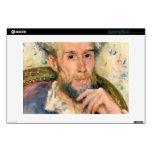 "Portrait of a man by Pierre Renoir Skins For 13"" Laptops"