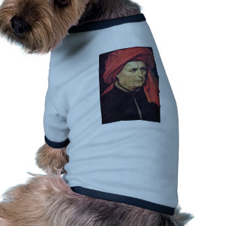 Portrait Of A Man By Robert Campin (Best Quality) Dog Tee