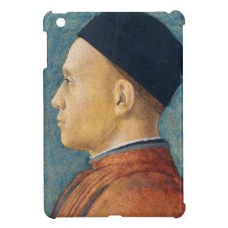 Portrait of a Man, c. 1470 (tempera on panel) iPad Mini Case