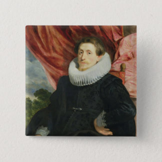 Portrait of a Man, c.1619 Button
