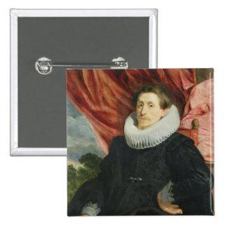 Portrait of a Man, c.1619 Button