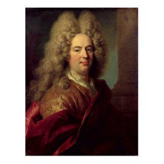 Portrait of a Man, c.1715 Postcard
