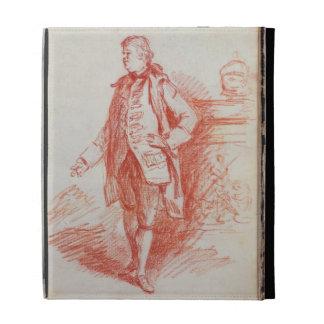 Portrait of a Man, called Edward Gibbon (1737-94) iPad Folio Covers
