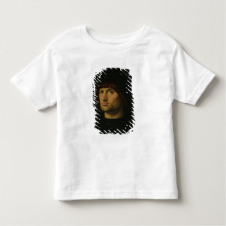 Portrait of a Man, or The Condottiere, 1475 (oil o Toddler T-shirt