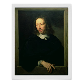 Portrait of a Man, possibly of Robert Arnauld of A Poster