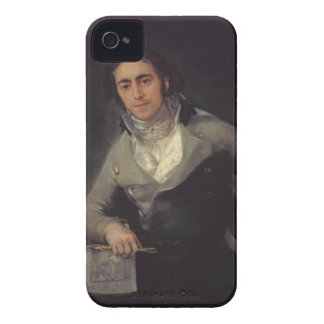 Portrait of a man presumed to be Don Evaristo Pere iPhone 4 Cover