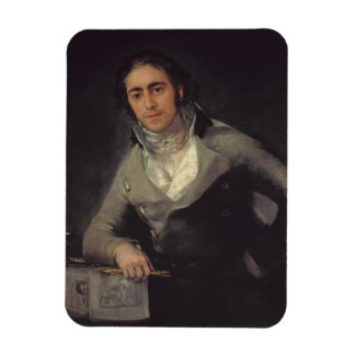 Portrait of a man presumed to be Don Evaristo Pere Magnet
