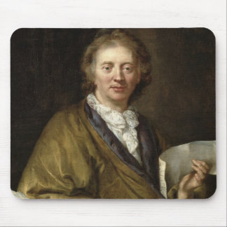Portrait of a Man, presumed to be Francois II Mouse Pad