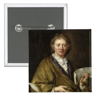 Portrait of a Man, presumed to be Francois II Pinback Button