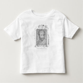 Portrait of a man presumed to be Veronese Toddler T-shirt