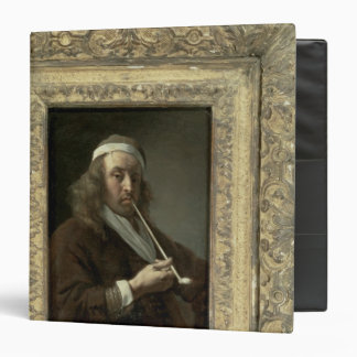Portrait of a man, said to be the artist 3 ring binder