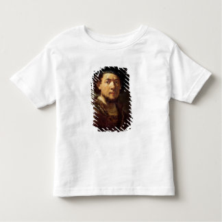 Portrait of a Man with a Gold Chain Toddler T-shirt