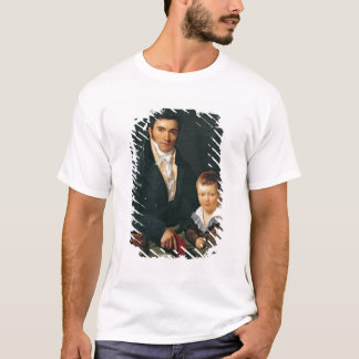 Portrait of a Member of the Barbet Family T-Shirt