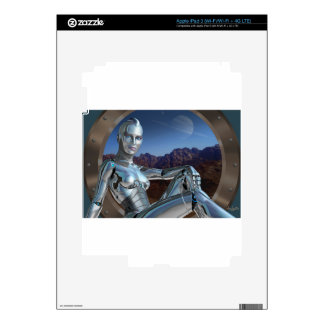 Portrait of a Memory iPad 3 Decal
