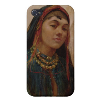 Portrait of a Middle Eastern Girl, c.1859 (oil on iPhone 4/4S Case