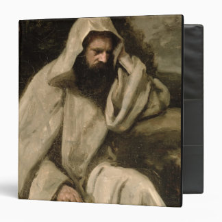 Portrait of a Monk, c.1840-45 (oil on canvas) Binder