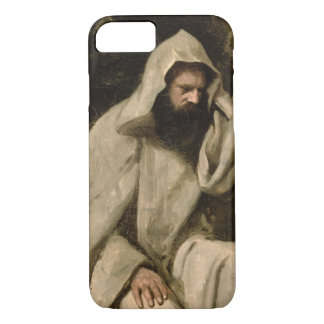 Portrait of a Monk, c.1840-45 (oil on canvas) iPhone 7 Case