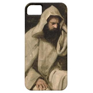 Portrait of a Monk, c.1840-45 (oil on canvas) iPhone SE/5/5s Case