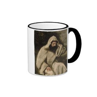 Portrait of a Monk, c.1840-45 (oil on canvas) Ringer Mug