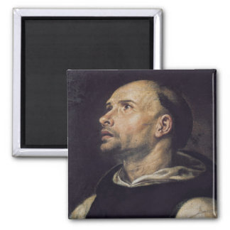 Portrait of a Monk Magnet