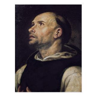 Portrait of a Monk Postcard
