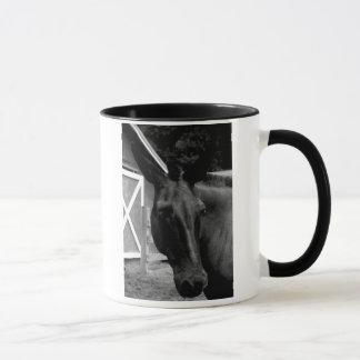 Portrait of a Mule Mug