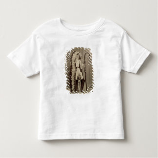 Portrait of a Native American from 'Buffalo Bill's Toddler T-shirt