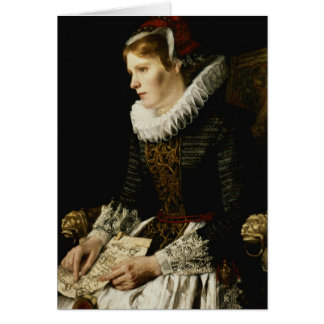 Portrait of a Noble Woman Cards