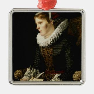 Portrait of a Noble Woman Ornament
