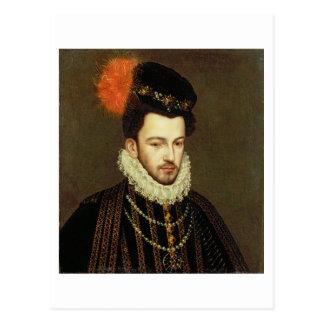 Portrait of a Nobleman 2 Postcard