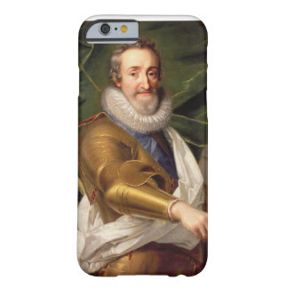 Portrait of a Nobleman in Armour Barely There iPhone 6 Case