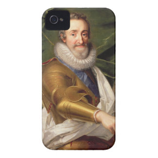 Portrait of a Nobleman in Armour iPhone 4 Case-Mate Case