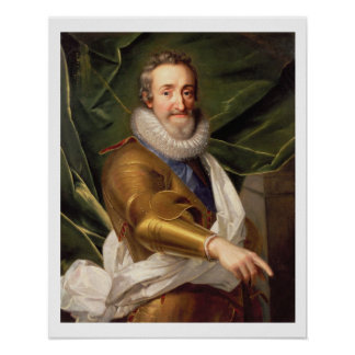 Portrait of a Nobleman in Armour Posters