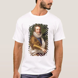 Portrait of a Nobleman in Armour T-Shirt