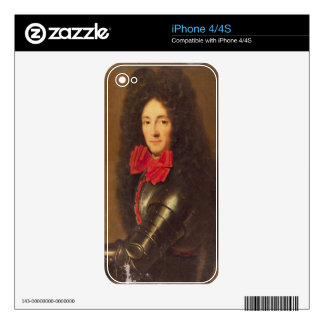 Portrait of a Nobleman Skin For The iPhone 4