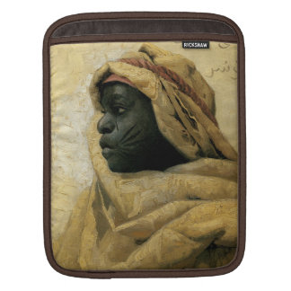 Portrait of a Nubian Sleeve For iPads