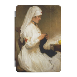Portrait of a Nurse from the Red Cross iPad Mini Cover