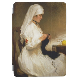Portrait of a Nurse from the Red Cross iPad Air Cover