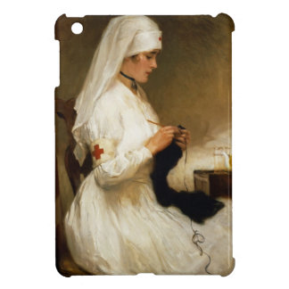 Portrait of a Nurse from the Red Cross Case For The iPad Mini