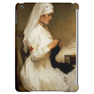Portrait of a Nurse from the Red Cross iPad Air Case