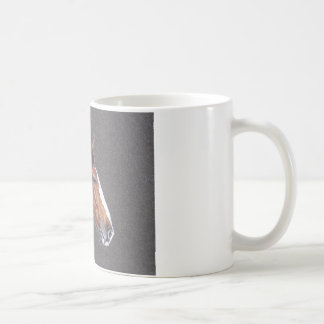 Portrait of a Quarterhorse Coffee Mug