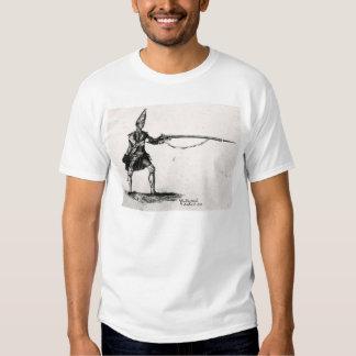 Portrait of a soldier, 1753 T-Shirt